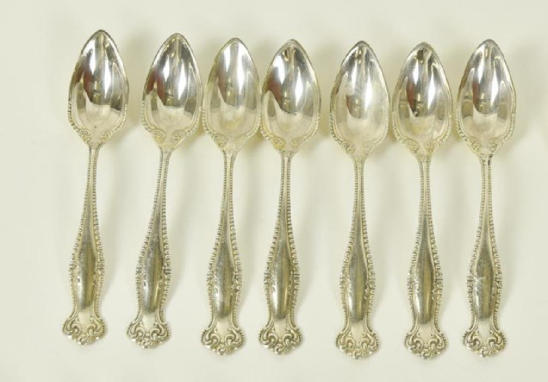 Five Sets of Sterling Citrus Spoons - 5