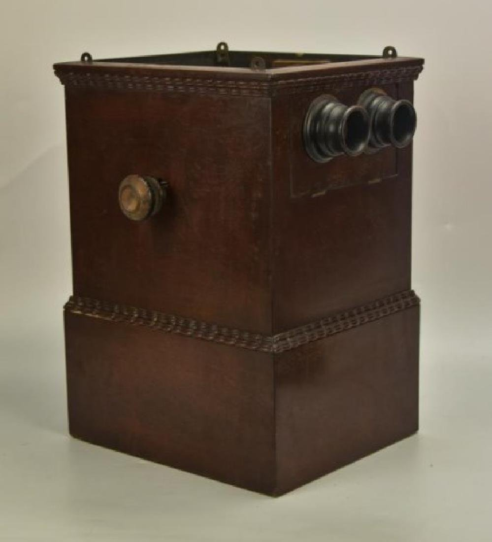 Double-Sided Stereo Viewer w/ Glass Slides - 4