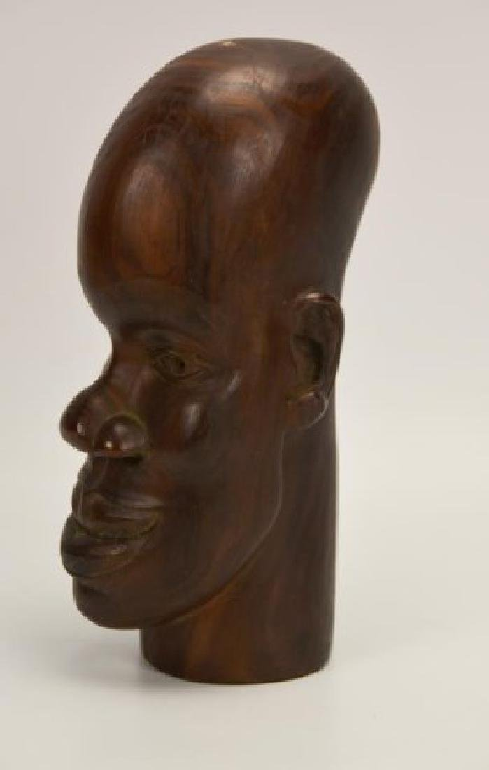 Signed David S. Miller, Jamaica, Wood Carving - 2