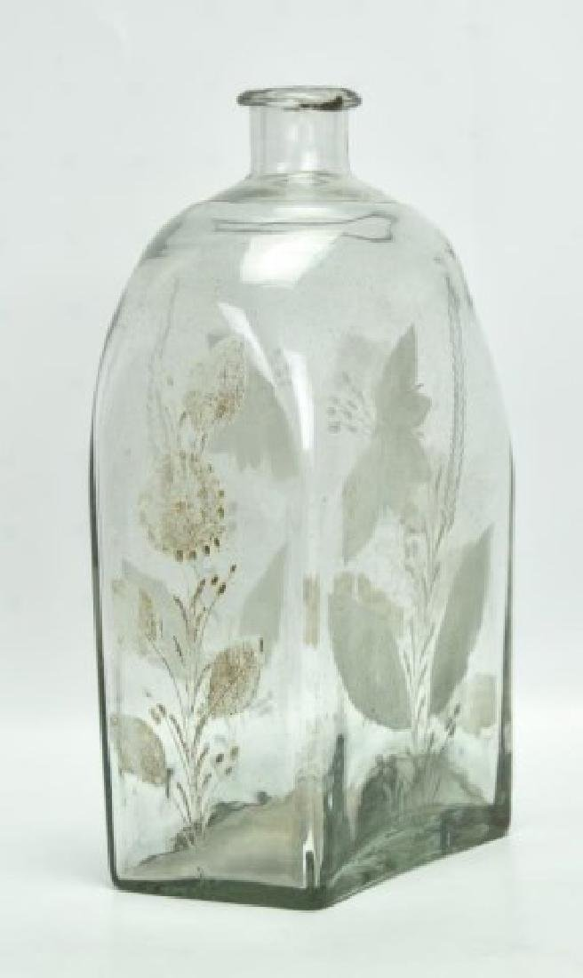 19th Century Blown Glass Decanter