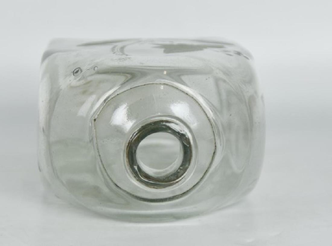 19th Century Blown Glass Decanter - 5