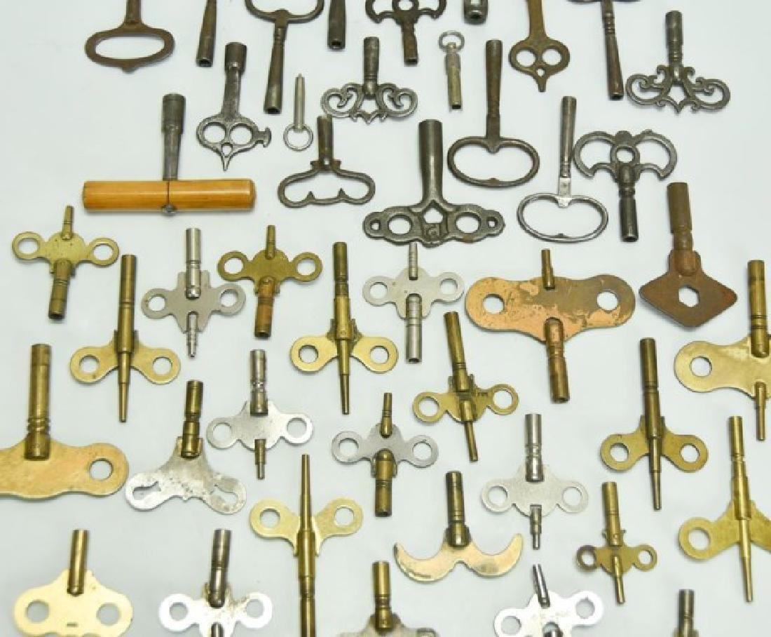 Approximately 110 Clock Keys - 3
