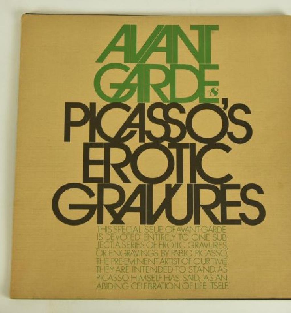 7 Avant Garde Magazines--Lennon, Picasso, Other - 2