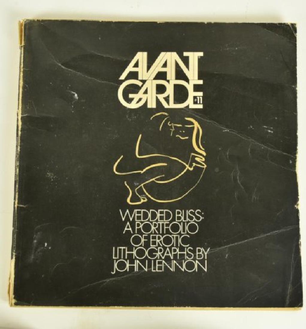 7 Avant Garde Magazines--Lennon, Picasso, Other - 3