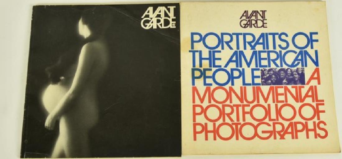 7 Avant Garde Magazines--Lennon, Picasso, Other - 4
