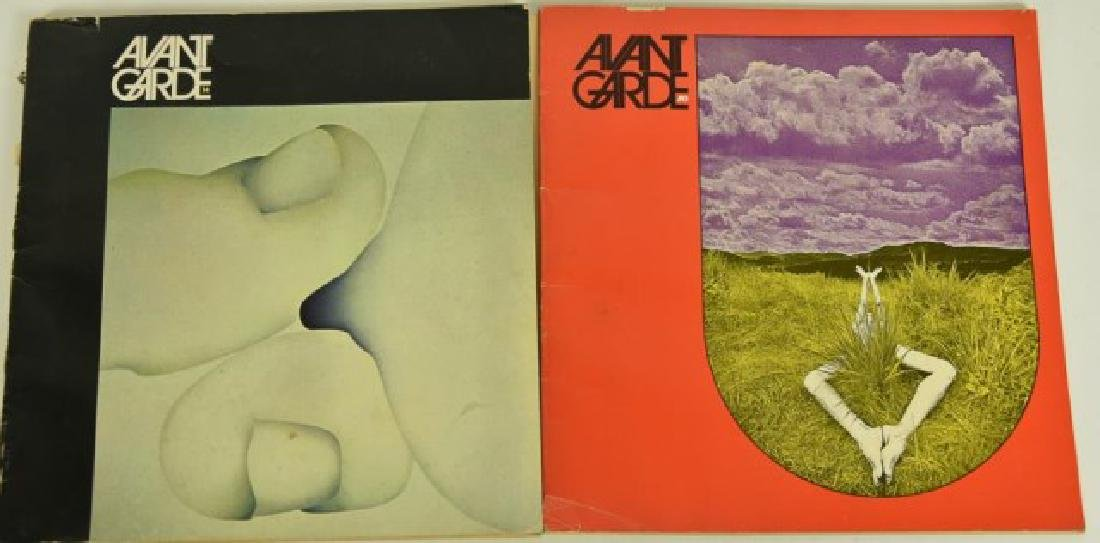7 Avant Garde Magazines--Lennon, Picasso, Other - 5