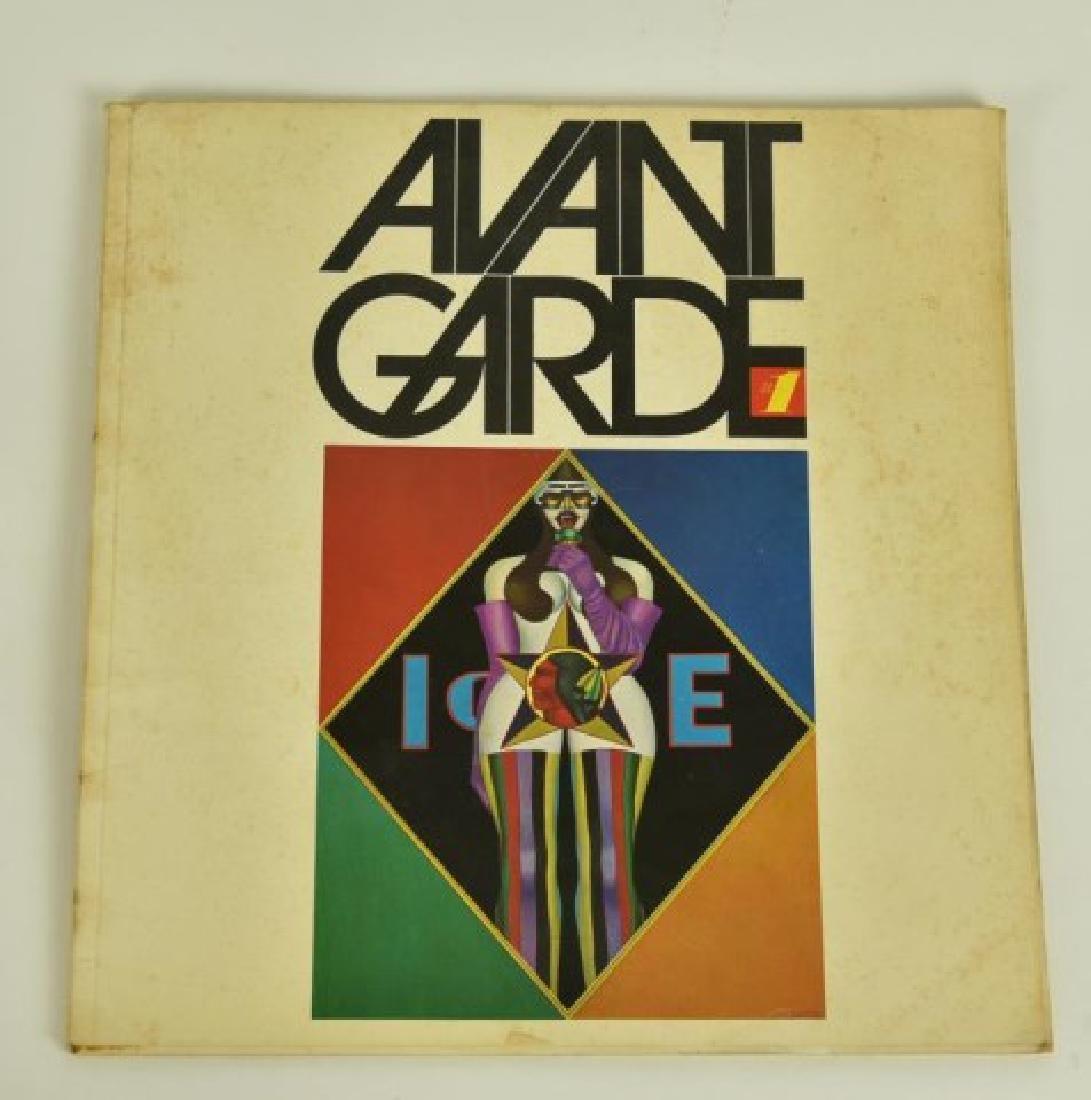 7 Avant Garde Magazines--Lennon, Picasso, Other - 6