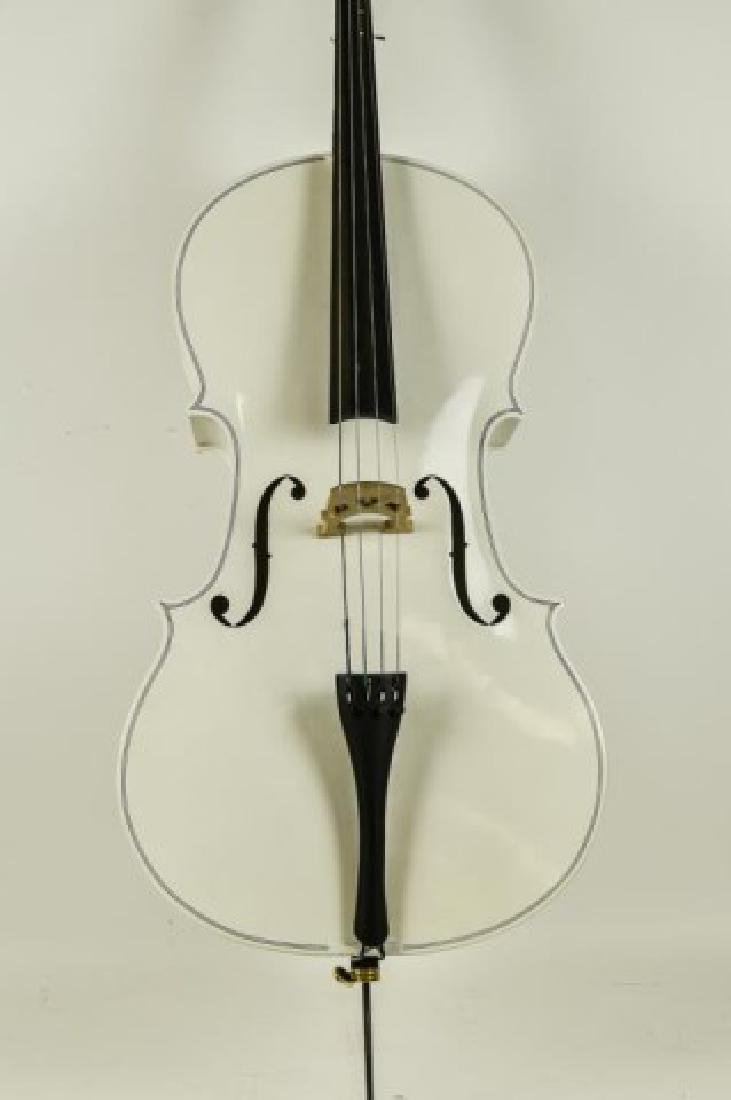 Cello with Bow - 3