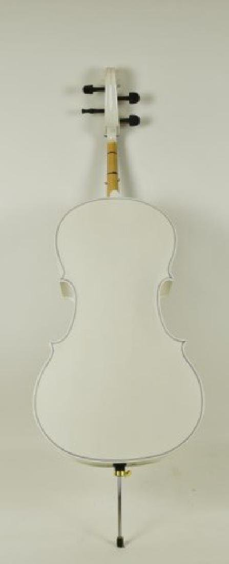 Cello with Bow - 5