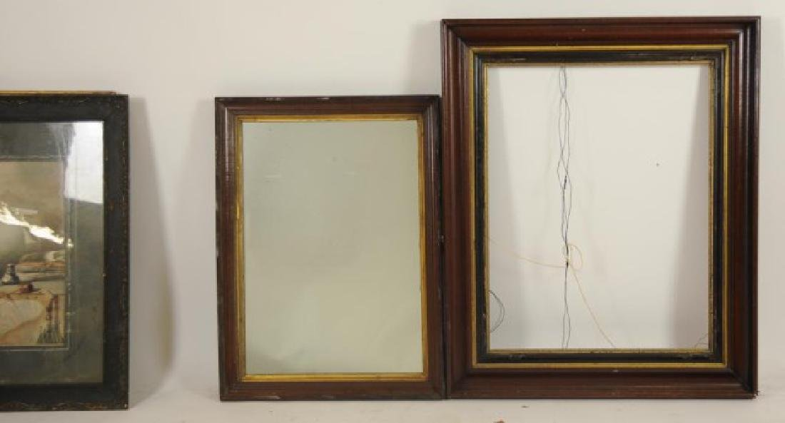 Lot of 34 Frames, Late 19th / Early 20th Century - 4