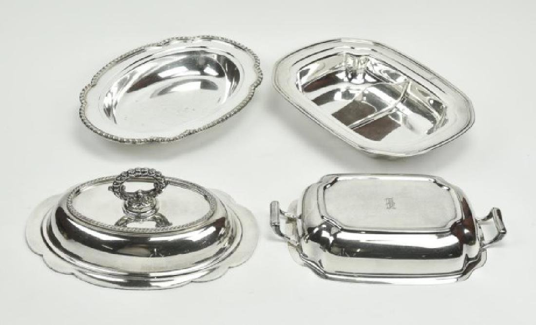 Lot of Silverplate Tableware - 5