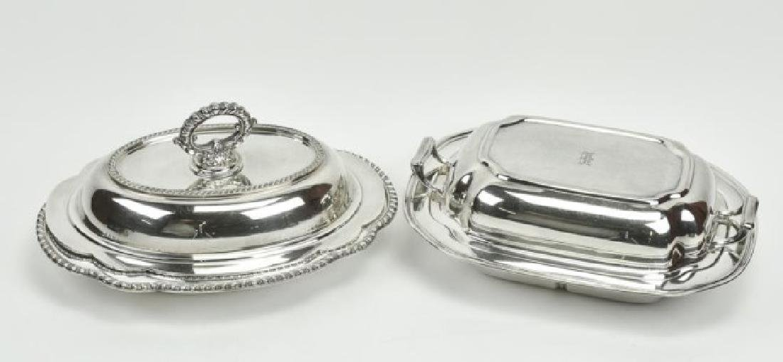 Lot of Silverplate Tableware - 6