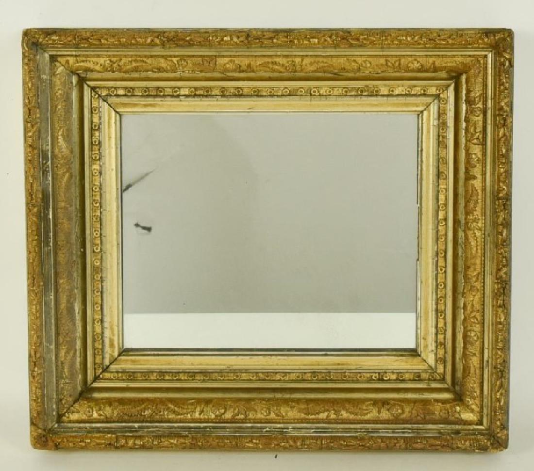 19th C. Gilt Wood & Gesso Frame