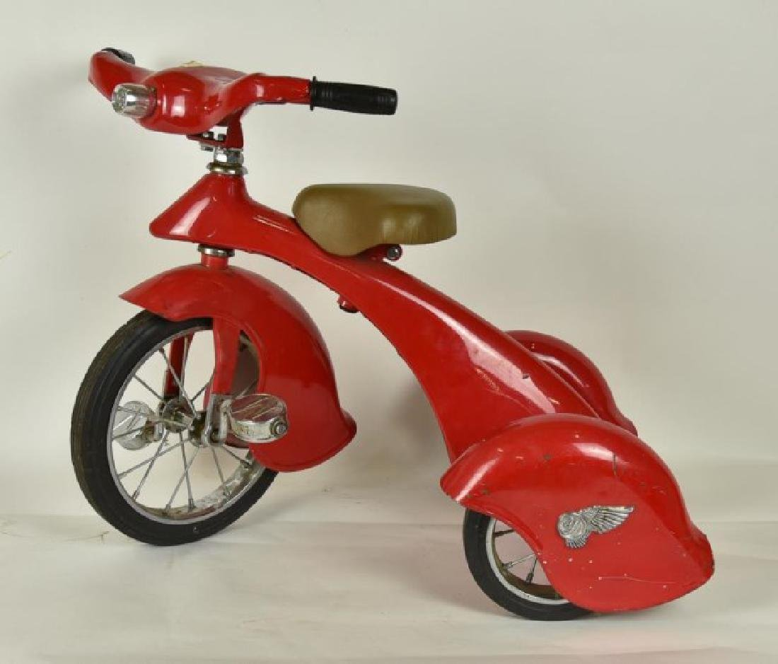 Retro Style Morgan Pegasus Tricycle