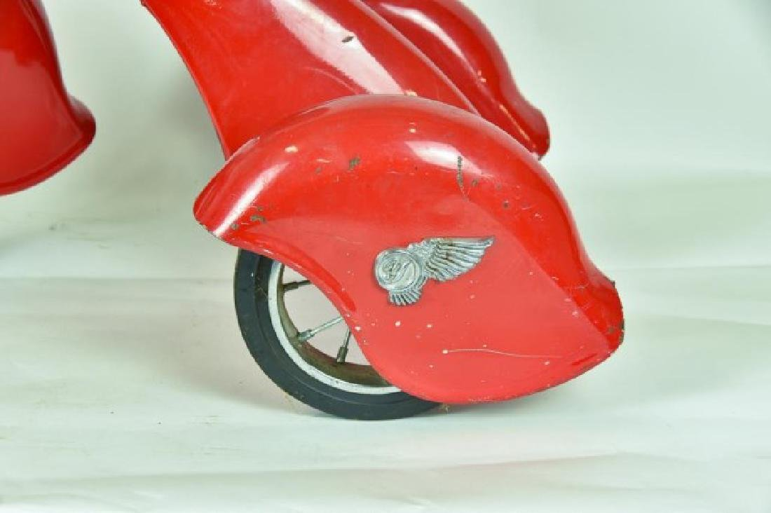 Retro Style Morgan Pegasus Tricycle - 2