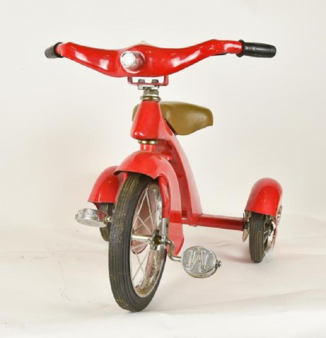 Retro Style Morgan Pegasus Tricycle - 6
