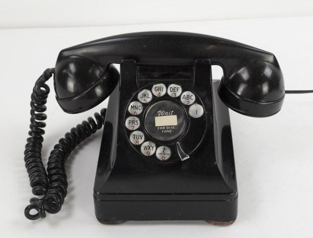 Western Electric Model 302 Rotary Telephone