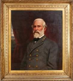 George Bagby Matthews, Portrait of Robert E. Lee