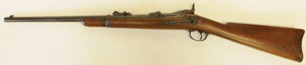 45A: Springfield Model 1873 Trapdoor Carbine