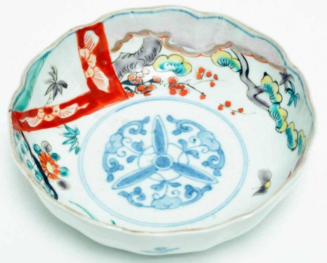 7: Small Imari Bowl