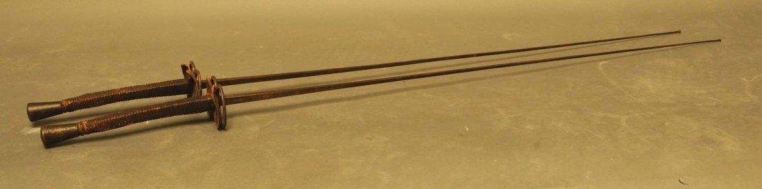 16: Pair of Solingen Fencing Swords