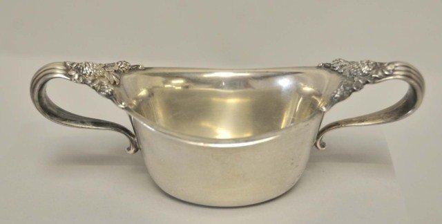 2: Tiffany & Co. Sterling Silver Sugar Bowl