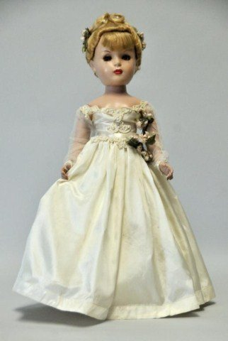 189: Rare Madame Alexander Portrait Doll
