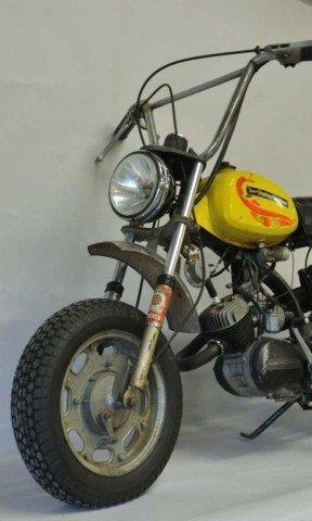203: 1972 Harley-Davidson Shortster Mini-Cycle - 4