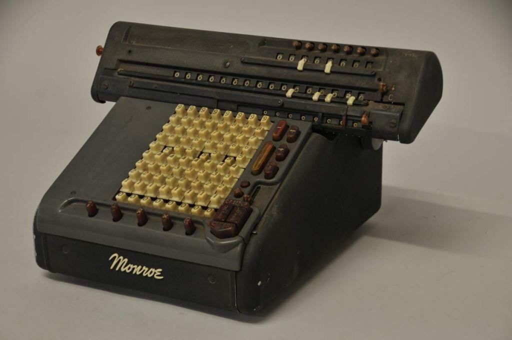Monroe Monro-Matic Calculator