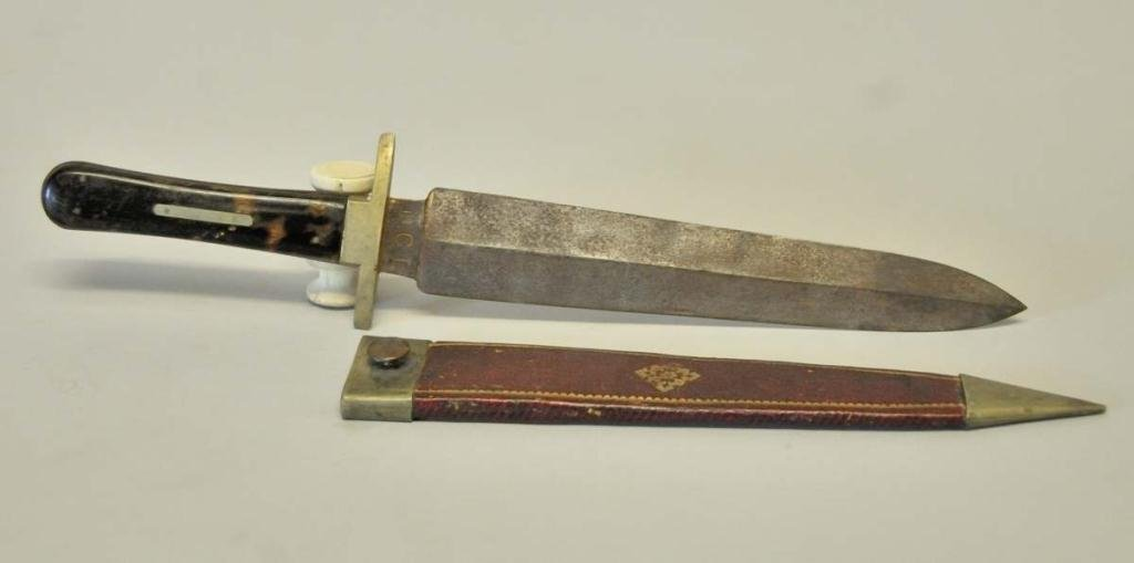 English Bowie Knife by James Westa