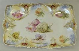 RS Prussia Porcelain Dresser Tray