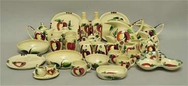 36 Pcs Purinton Pottery