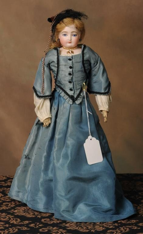 Rohmer Poupee French Fashion Doll