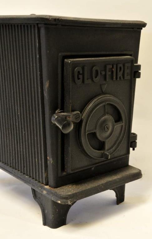 Glo-Fire Cast Iron Wood Stove
