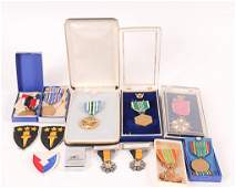 Lot of U.S. Military Related Items Lot comprising