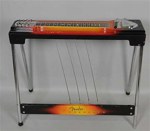 Fender 400 8 Sn Sunburst Pedal Steel Guitar