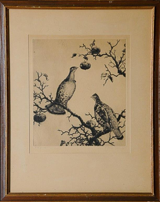 Aiden Lassell Ripley Etching