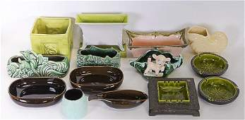 14 Pcs Am Art Pottery Russell Wright Other