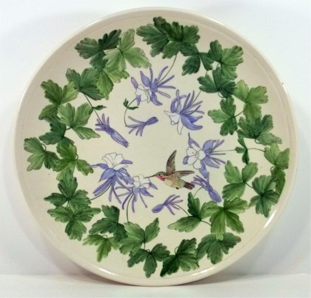 2: Larger Pottery Charger