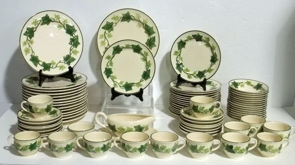 Franciscan Dinnerware \ Ivy\  : franciscan ivy dinnerware - pezcame.com