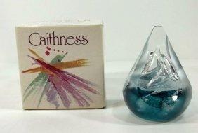 Paperweight -Caithness