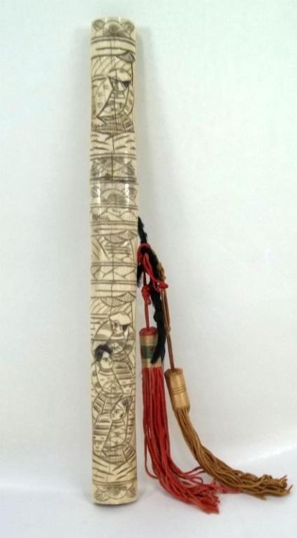 Japanese Tanto Bone Knife