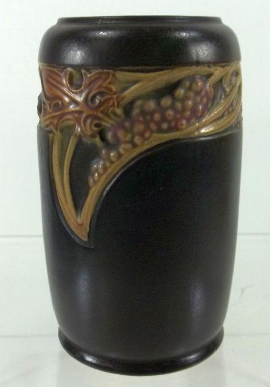 Early Roseville Vase Rosecraft Vintage 1924