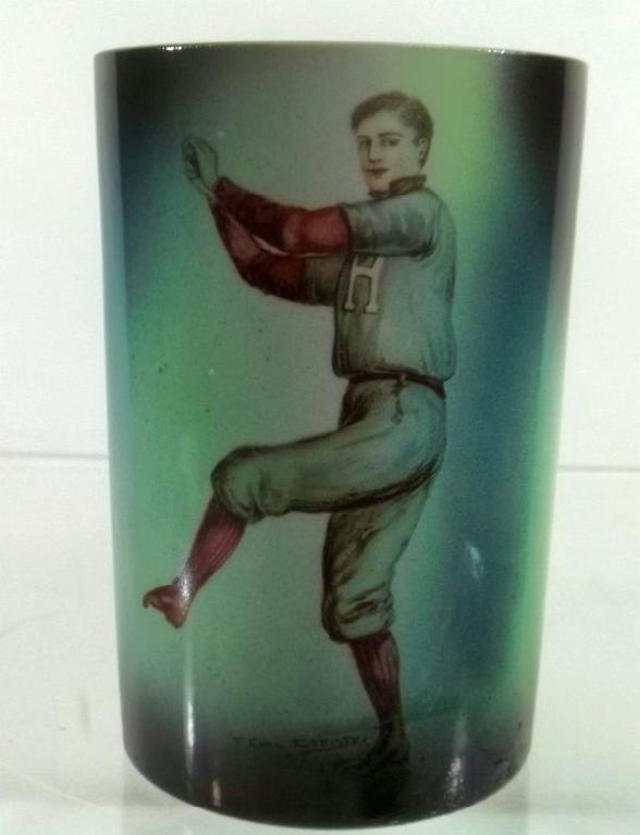 Harvard Baseball Tumbler