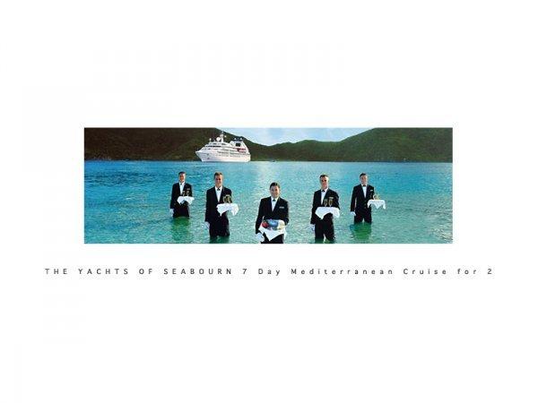 6: Seabourn Cruise