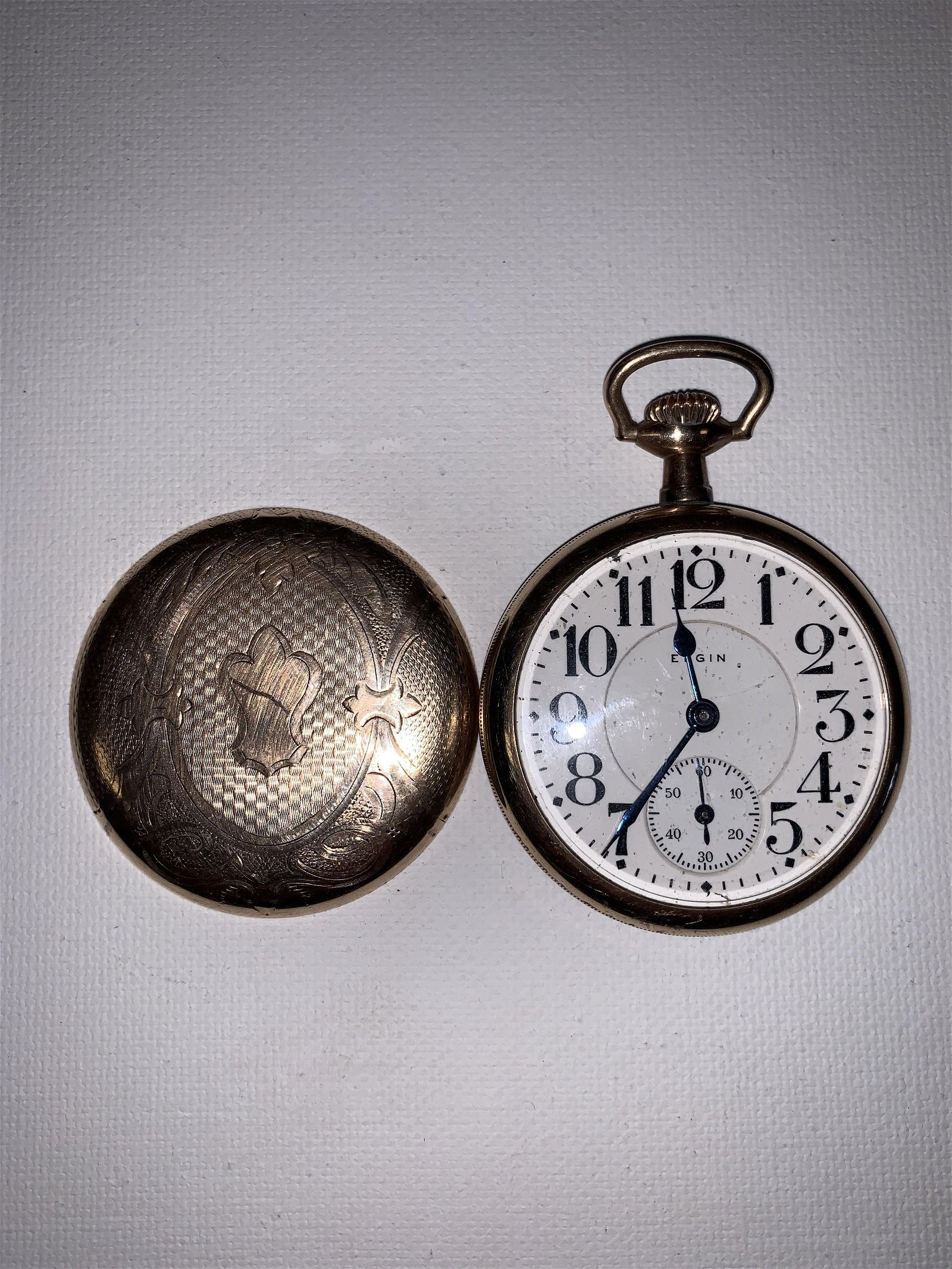 Elgin Antique Pocketwatch