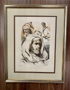 Edmond Vale Sketch