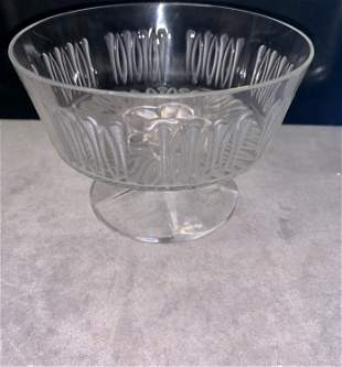 Lalique Candy Dish