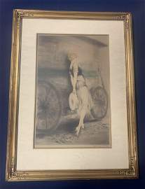 Louis Icart 'Gypsy' 1928