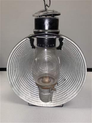 C.T HAM MFG.CO Lantern